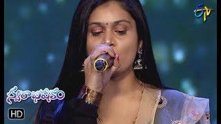 Apple Beauty Song | Prudhvi,Mohana Performance | Swarabhishekam | 9th December 2018 | ETV Telugu