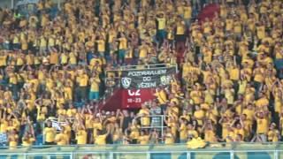 FC Baník Ostrava - SFC Opava - kotel Opava