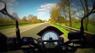 Ride 2013 - Kawasaki ER-6N