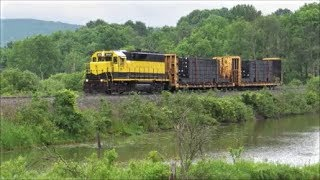"""""""First Revenue Move North In 12 Years"""" NYS&W Utica NY Branch"""