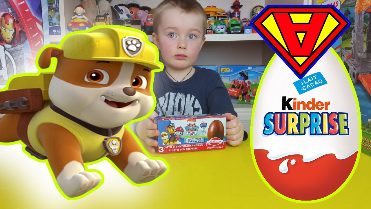 Paw patrol in italiano episodio completo personaggi da