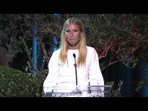 Gwyneth Paltrow Says Hollywood Discouraged Women From Being 'Ambitious'- Variety Power of Women