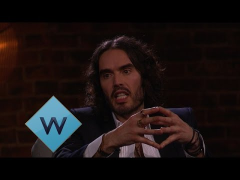 Russell Brand Talks Affectionately About Marriage To Katy Perry | W