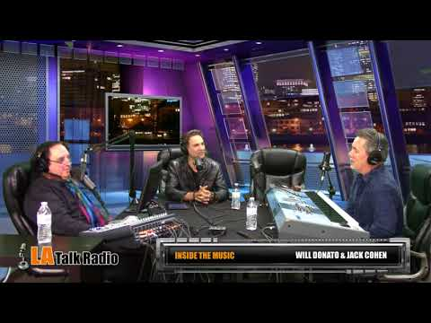 Patrick Bradley on Inside The Music with Will and Jack Episode 18