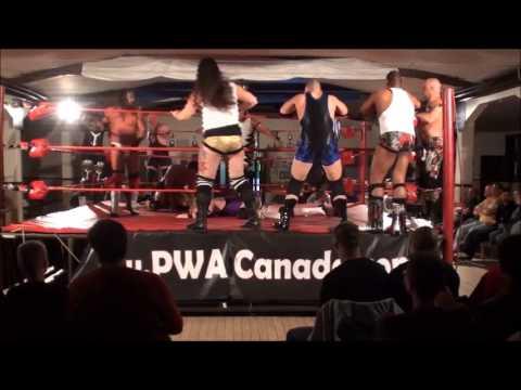 PWA Wrestling:  May 25th - Team Respect vs. Team PWA
