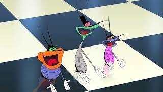 Огги и тараканы 7 эпизод 4 сезон