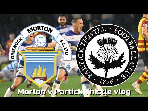 5 GOALS!   Morton v Partick Thistle vlog *The Morton Journey #105*