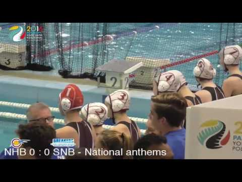 2016 Pan Pacific Youth Water Polo Festival: Under 14 Girls' Final