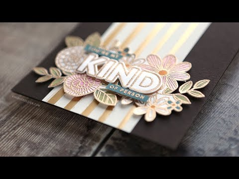 More November 2017 Card Kit Inspiration with Kristina Werner