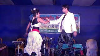 Teri Adaao Pe Marata Hun-Barsaat // Dance // Haldi Kali Puja 2019 // Entertainment
