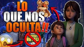 FORTNITE NOS ESTÁ OCULTANDO ALGO - SECRETOS DE FORTNITE QUE NO SABÍAS | Fortnite Battle Royale