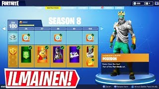 HOW TO GET YOUR FREE SEASON 8 BATTLE PASS! (Not Clickbait)-Fortnite News