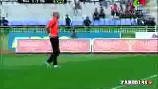 خطأ فادح من شاوشي  مولودية الجزائر 2-2 وفاق سطيف
