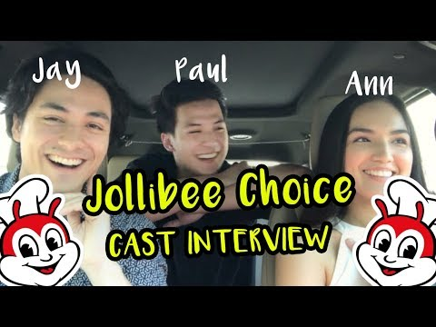 Jollibee Choice Cast Interview (WHY MY VOICE GOT DUBBED)