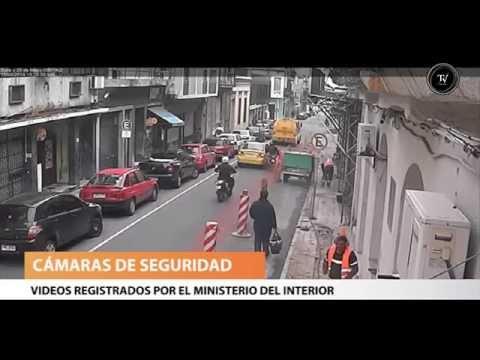 Así se roba en Montevideo