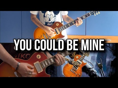 Guns N Roses  You Could Be Mine Niko & Danilo collab