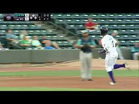 Jimenez homers to get the Dash on the board