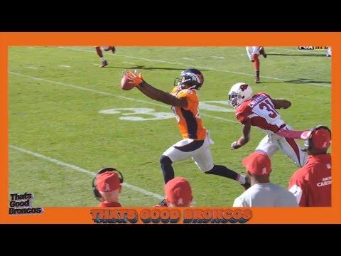Broncos vs Cardinals Throwback Thursday