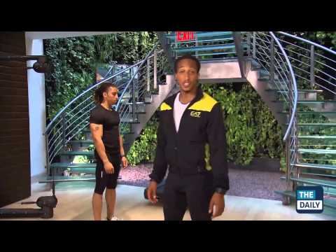 Strength and Cardio Workout with Personal Trainer Joshua Holland