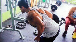 RUTINA DE ESPALDA Y TRAPECIOS para fuerza y ganancia muscular