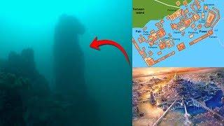 Descubren Antigua Ciudad Imposible en Medio del Pacífico y Nadie sabe Cómo la Construyeron