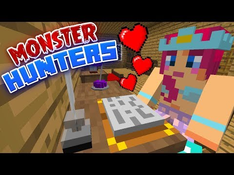 MY SECRET DIARY! | Monster Hunters Ep.3 | Minecraft Roleplay thumbnail