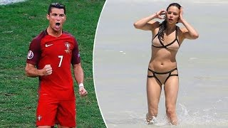 Ronaldo-(CR7) NEW!! ••Girl Frend ••Hot!! & Sexy Moment-2017 (GEORGINA RODRIGUES)