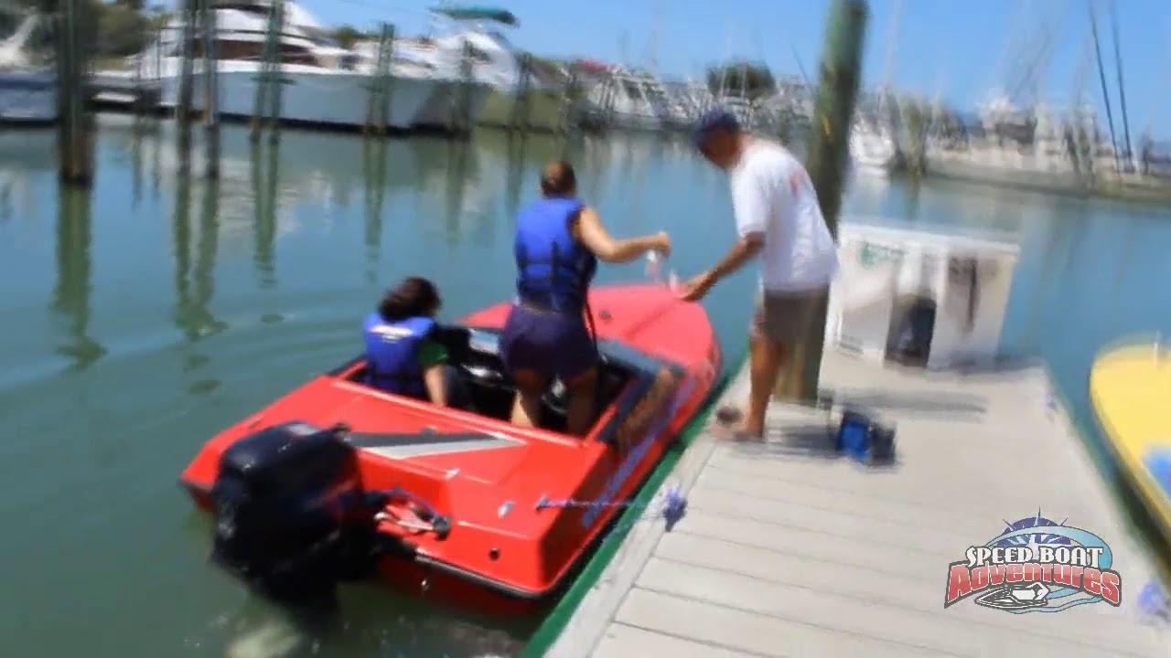 St Petes Beach Speedboat Rentals & Tours | Speed Boat Adventures