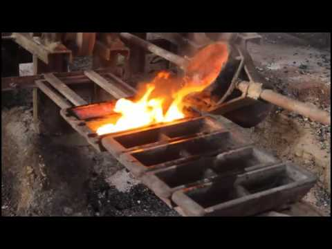 Smelting PCBs Printed Circuit Boards (Part 1)