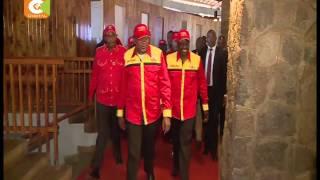 VIDEO: Jubilee Party leadership line-up