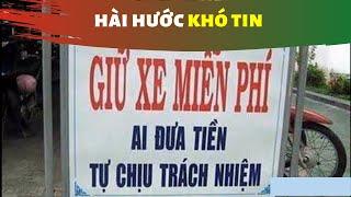 Cười ra nước mắt với những biển báo khó tin chỉ có ở Việt Nam