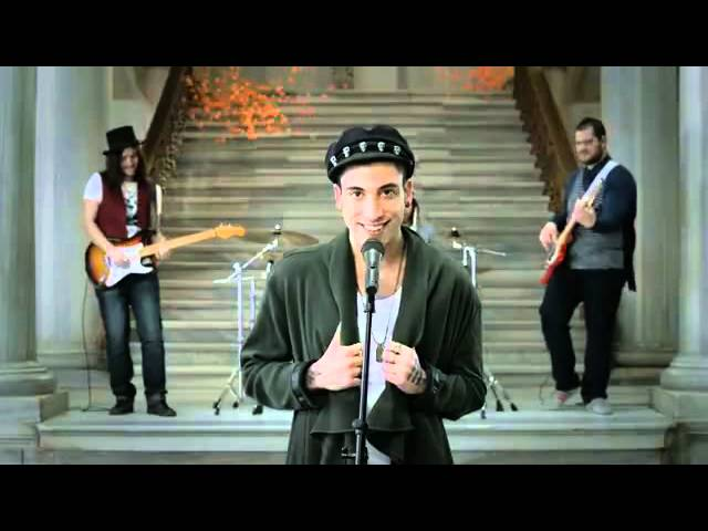 Can Bonomo Love Me Back Klip 2012 Eurovision Klibi official video