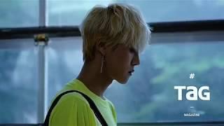 TAG MAGAZINE . JOOWONDAE(kpop. korean fashion film)