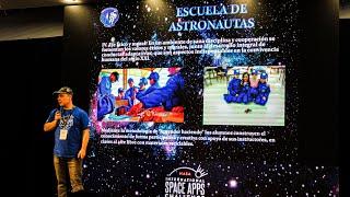 ¿Por qué se creó Escuela de Astronautas? -NASA International Space Apps Challenge Santiago-