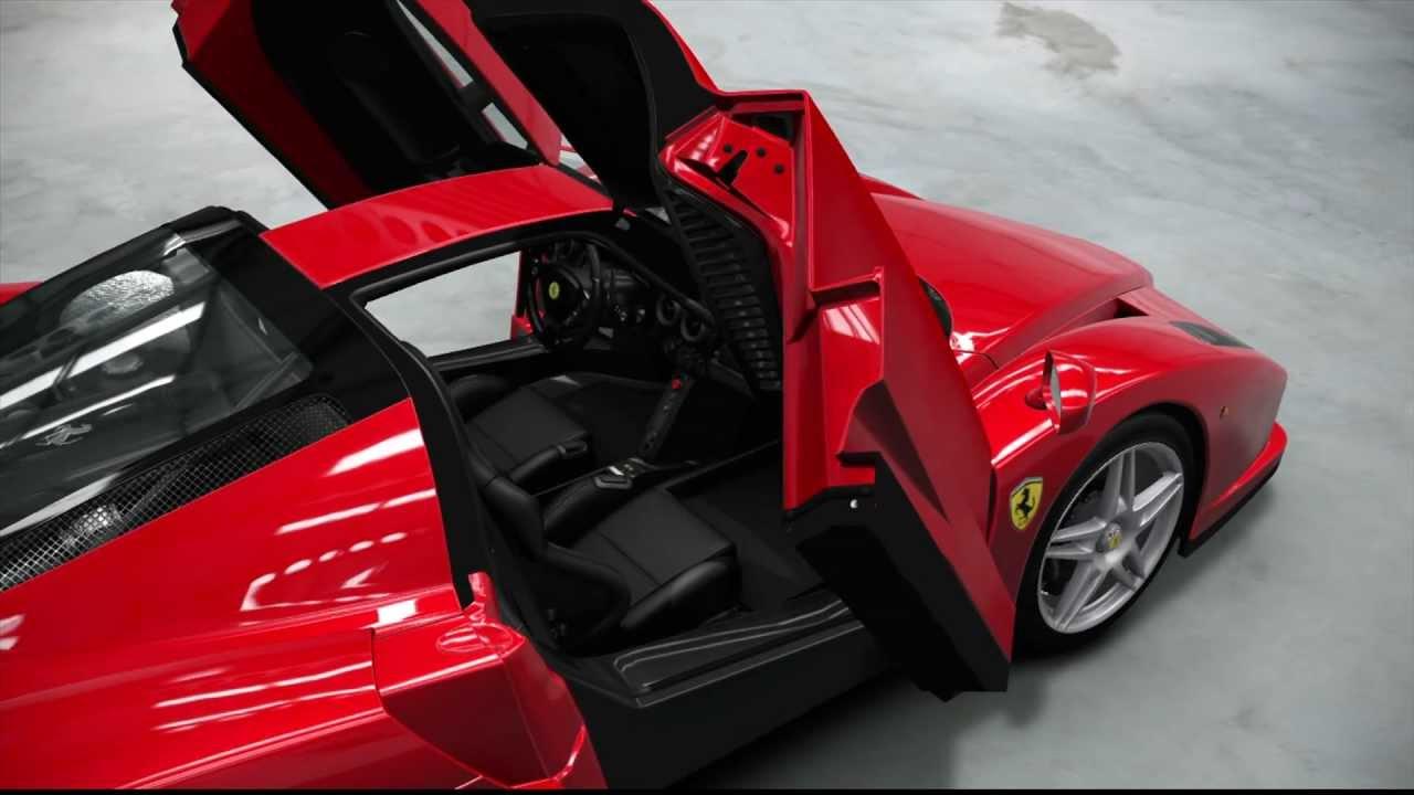 Top Gear 2014  Jeremy Clarkson Ferrari Enzo Review  YouTube