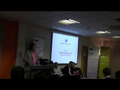 Debate on TTIP at Manchester Policy Week, 4 November 2014 (Part 1/4)