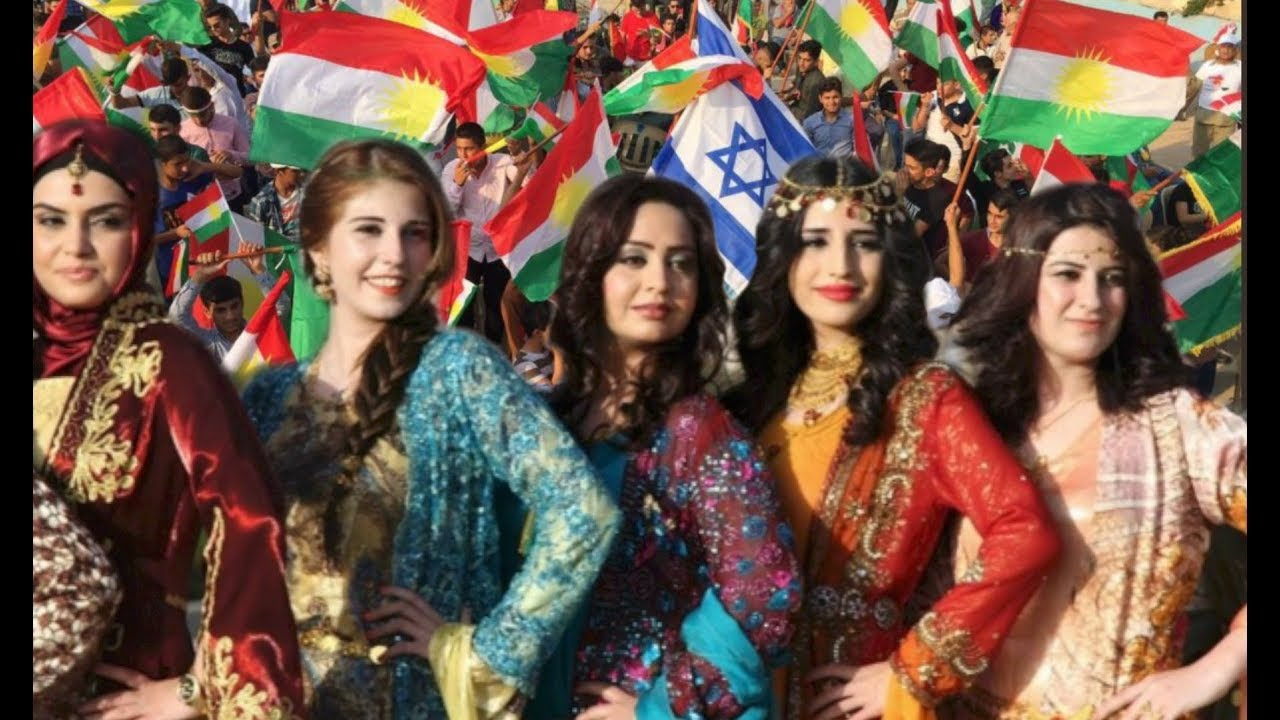 israel stands with the kurdish people youtube