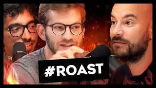 THOMAS WIESEL ET NAVO vs KYAN #ROAST