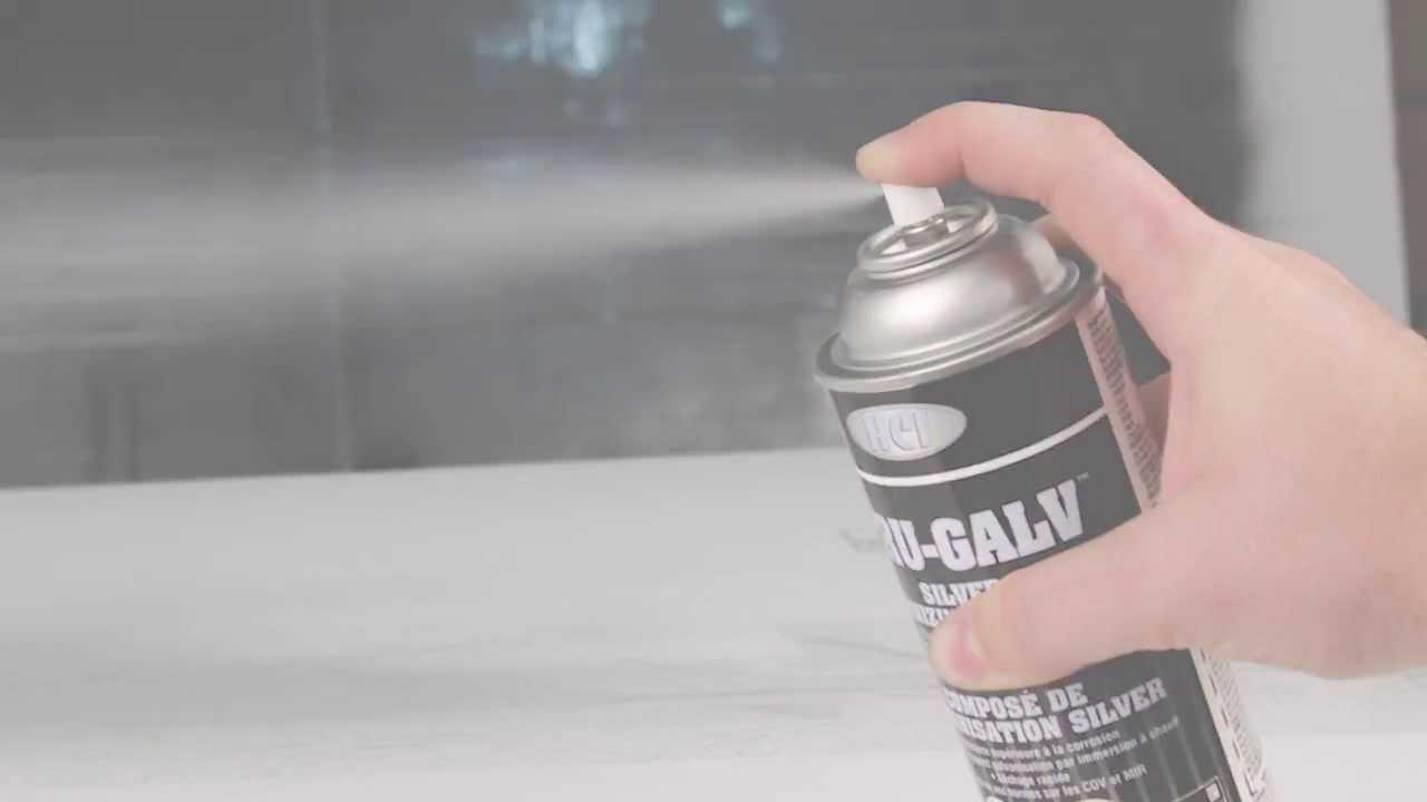 TRU-GALV Classic Cold Galvanizing Paint