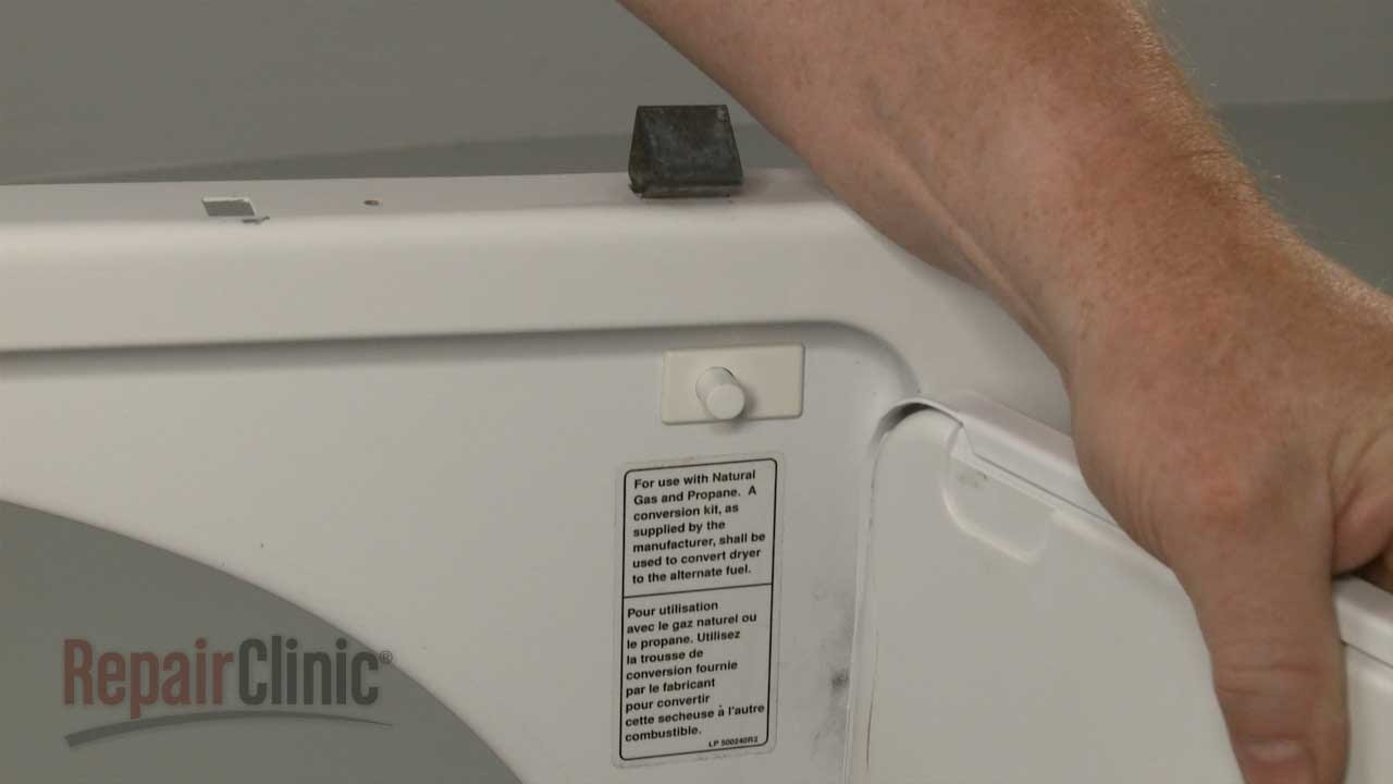 Maytag Dryer Door Switch Replacement #W10169313 - YouTube on