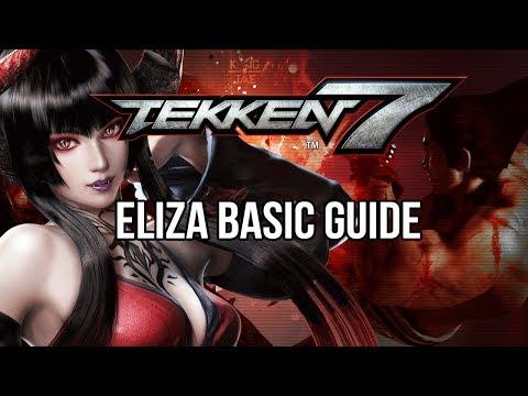 ELIZA Basic Guide - TEKKEN 7 (Basic To Pro)