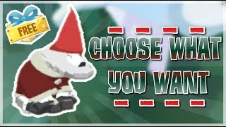 Animal Jam: Santa Will Give You Your Dream Item! (Giveaway Open)