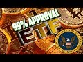 HUGE BITCOIN NEWS! Bitcoin ETF APPROVAL IS COMING! Insider Information!