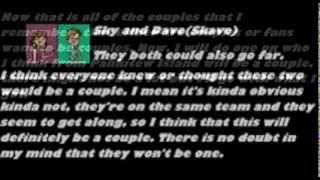 All Total Drama Couples And Pahkitew Island Couple Prediction
