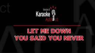 WASTED TIME - SKID ROW (Karaoke cover)