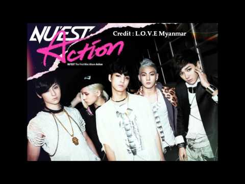 [HD audio] NU'EST (뉴이스트) - 01. Not Over You (Official MP3)