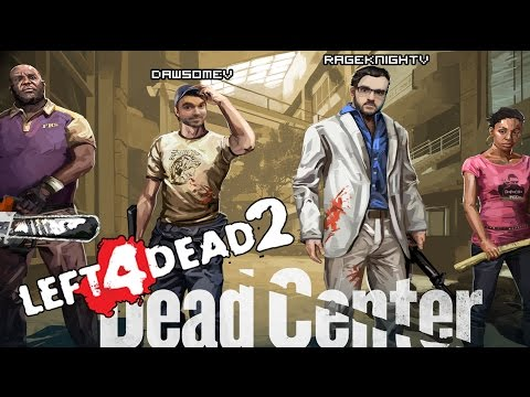 Left 4 Dead 2 - Dead Center | ZOMBIES AGORE