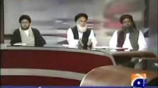 3/4 Hamid Mir - pro-Taliban, Sunni-Tehreek, Shia - May 20, 2009