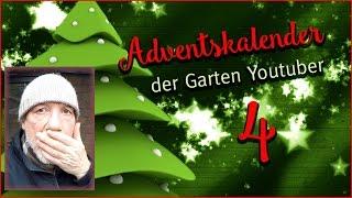 Der Garten-Youtuber Adventskalender Ankuendigung