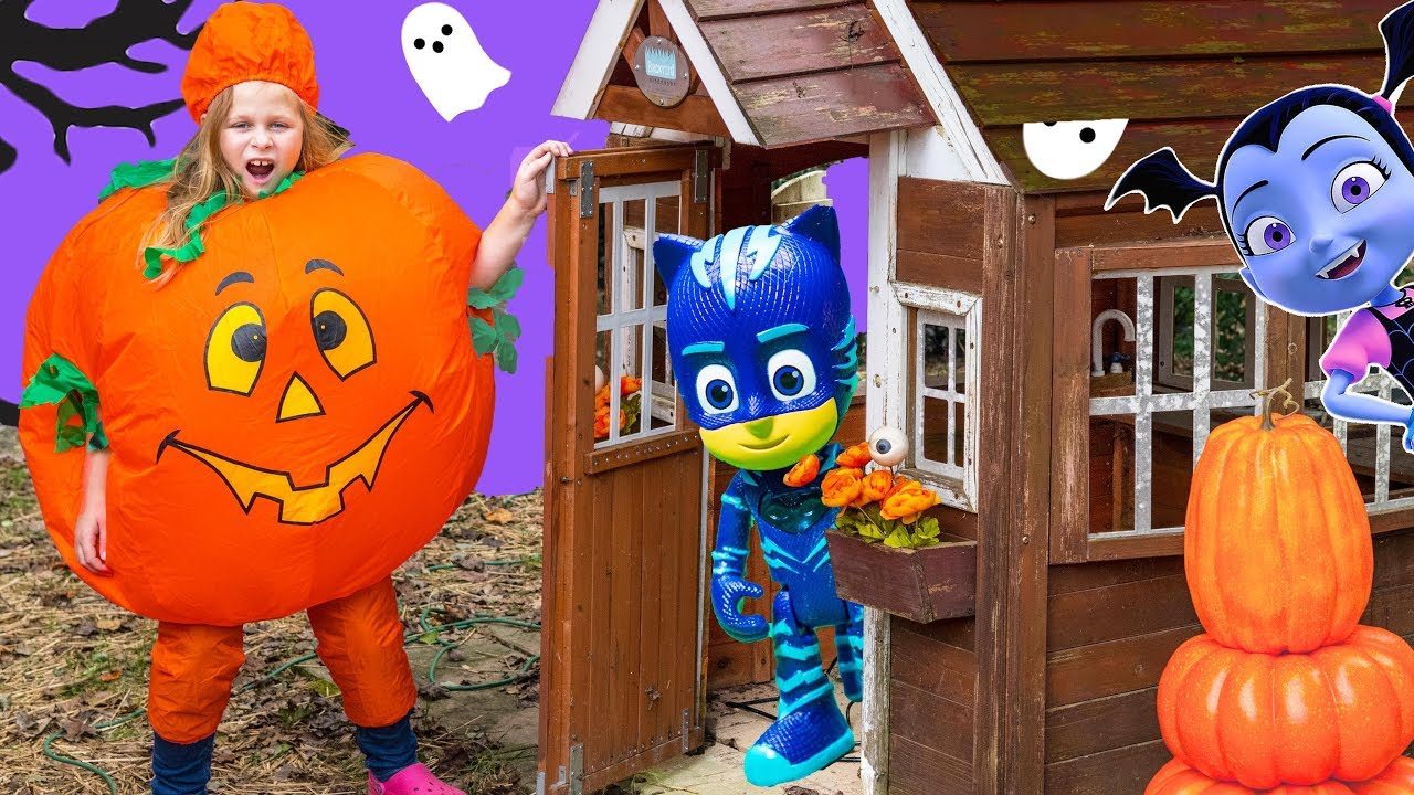 assistant-spooky-pumpkin-hunt-with-pj-masks-and-vampirina-in-halloween-town